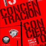 [CNT Arnedo] Solidaridad detenidos 14N: Concentración & Concierto este sábado 15 a partir de las 20:00 horas en Arnedo