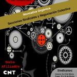 [CNT-Aragón Rioja] Cursos de Formación para afiliados/as