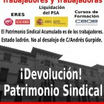 En apoyo a la ocupación sindical de CNT Zaragoza