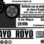[Zaragoza] Charla-Debate Sindical
