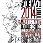 [Aragón-Rioja] La CNT toma las calles este 1 de mayo