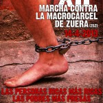 [Zaragoza] Marcha contra la Macrocárcel de Zuera