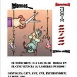 [Zaragoza] Charlas Sindicales en los barrios