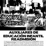 [CNT-Zaragoza] ¡Acude a la manifestación de l@s Auxiliares!