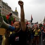 [CNT-Zaragoza] Tenemos que responder con energía, salir a la calle y continuar las movilizaciones hasta tumbar esta ofensiva contra nuestros derechos