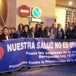 [CNT-SALUD] Más de mil personas muestran su oposición a la privatización del Hospital de Alcañiz