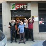 El Estado español siempre ha marginado a la CNT en la devolución del Patrimonio Sindical Acumulado