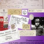 [Huesca] Cultura Libertaria en Monzón