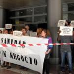 [Zaragoza] Contra la privatización de la Sanidad Pública