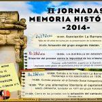 [CNT-Logroño] II Jornadas Memoria Histórica