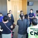 """Militantes de CNT Zaragoza juzgados """"por luchar por la devolución del Patrimonio Sindical Acumulado"""""""