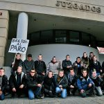 [CNT-Logroño] Crónica del proceso judicial a los compañeros detenidos el 14N