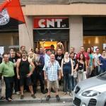 [CNT-Zaragoza] A seis meses de la inaguración de la sede de Andrés Gúrpide