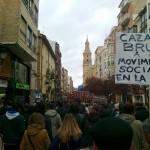 [Logroño] Manifestación 2º aniversario de la vergüenza // Stop Represión