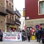 [CNT-Zaragoza] mayo de lucha en Conservas Martínez Somalo.