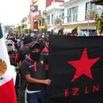 [CNT-Fraga] A veinte años del levantamiento zapatista, la lucha sigue.