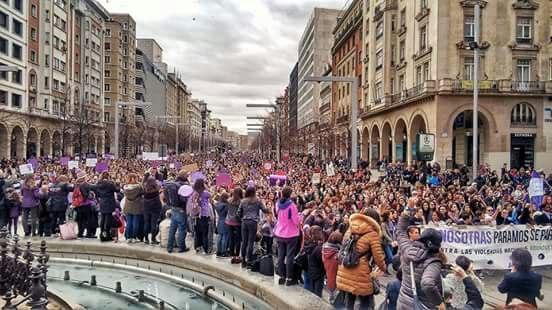 manifestación-8-m-mañana-zaragoza