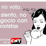 [CNT-Zaragoza] ¿Democracia y demócratas? No gracias