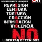 Contra la persecución al movimiento anarquista