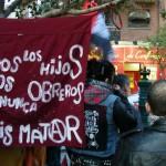 [CNT-Zaragoza] Crónica de la movilización contra el Paro del 15-F