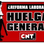 [Zaragoza] Manifestación contra la Reforma Laboral el 29 de junio
