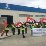 [CNT-Zaragoza] Electrónica Cerler suspende temporalmente el juicio por el segundo despido de un anarcosindicalista de la CNT.
