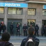 [Zaragoza] Movilizaciones contra la represión, la reforma laboral, los recortes y el pacto social