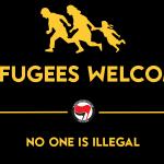 [CNT-Teruel] Teruel con los refugiados.