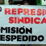 [CNT-Zaragoza] Contra la explotación laboral en Transportes Ocón y por la readmisión del trabajador despedido