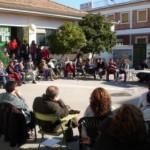 Solidaridad con el Centro Social Rey Heredia de Córdoba y con la ocupación de espacios y viviendas