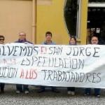[CNT-Zaragoza] Concentración 14 de julio: juicio a activistas en la lucha por el PSA