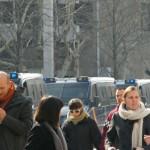 [Zaragoza] CNT en la manifestación contra la privatización de la Sanidad.