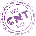 [CNT-Teruel] Contra la represión sindical: No a los despidos en URBAN S.A.