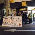 [CNT-Zaragoza] Otro éxito en la concentración contra el despido represivo del delegado de la Sección Sindical SODEMASA