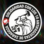 [CNT-Zaragoza] Comunicado de apoyo a los antifascistas encausados de Zaragoza