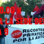 [CNT-Zaragoza] 19-J Concentración contra los recortes y la reforma laboral