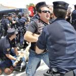 [Teruel] Con los mineros en huelga