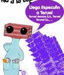 CNT inicia una campaña contra la Expo en Teruel