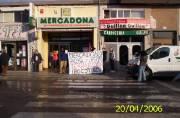 [CNT-Teruel] Acción contra Mercadona