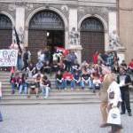 [Zaragoza] Concentración en solidaridad con Ruben e Ignasi
